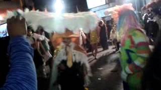 Carnaval Papalotla Tlaxcala Barrio Potrero