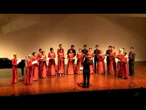 Glow (Eric Whitacre) - Fabavossa Youth Choir