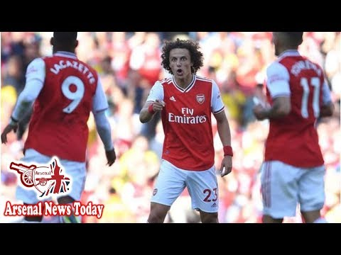 Arsenal Defender David Luiz Explains Who Is To Blame For Sloppy Goals In Tottenham Draw- News Today
