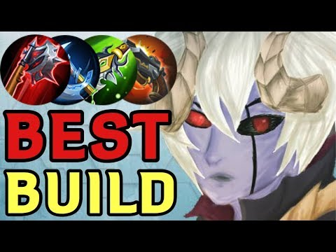 THIS GUY WILL GET 100% BANNED IN EVERY GAME   BEST DYRROTH CRAZY DAMAGE BUILD!!