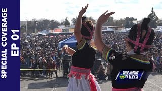 SUAB HMONG NEWS: EP 01 - Special Coverage of 2016-17 Hmong International New Year