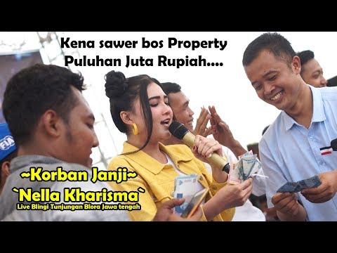 Korban Janji - Nella Kharisma Live Blingi Bahagia Tunjungan Blora Jawa Tengah