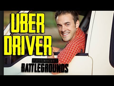 PUBG RANDOM DUO INTERVIEW with RED SHIRT UBER DRIVER