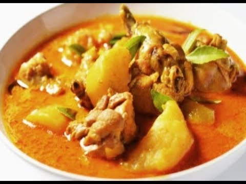 resepi-kari-ayam-sedap-|-delicious-chicken-curry-recipe