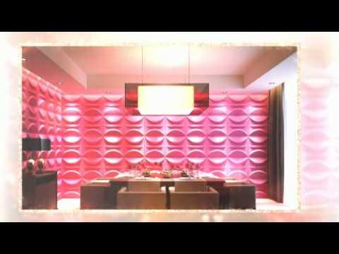 pink boutique interior design - youtube