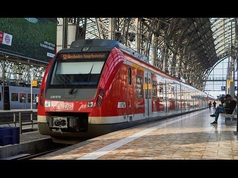 Local Trains of Frankfurt