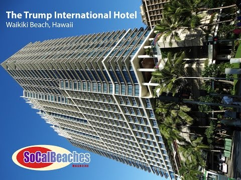 Trump International Hotel Waikiki Beach Walk Hawaii