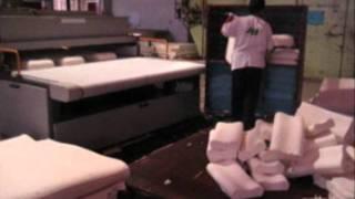 Латексные Подушки и Матрасы. PATEX(История компании. Крупнейшего Тайского производителя подушек и матрацев из натурального латекса., 2012-02-09T06:12:44.000Z)