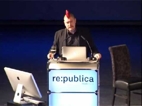 re:publica 2010 - Sascha Lobo - How to survive a shit storm on YouTube