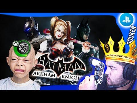 Batman: Arkham Knight -  XBOX é console pra MENDIGO ! VIVA O MENDIGO PASS !!!