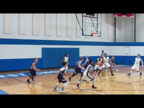 Indy Nets Basketball Club 2017 Winter Session WK1