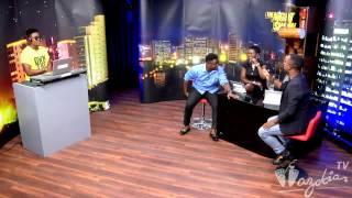 THE NIGHT SHOW - Feat. Comedians Acapella & Sim Card (Pt.2) | Wazobia TV