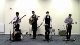 White Winter Hymnal by The Fleet Foxes performed by wedding band