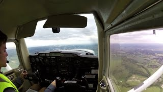Cross country qualifier London Southend Airport to Chichester Goodwood Airport