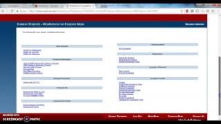 Webadvisor Is Down - YT
