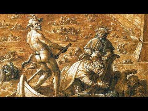 Inferno (Dante) , Satan & The Nine Circles of Hell Quotes - Read by Benedict Cumberbatch