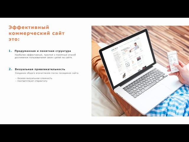 Магазин на #Битрикс : Дизайн, анализ аудитории, проектирование и тех. задание / #4