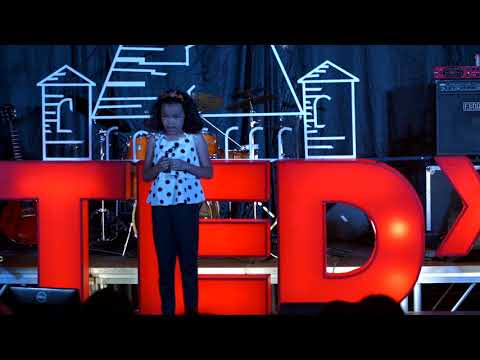 TEDx Talks: Children right to play and creativity | Iriana RANDRIANASOLO | TEDxYouth@Antananarivo