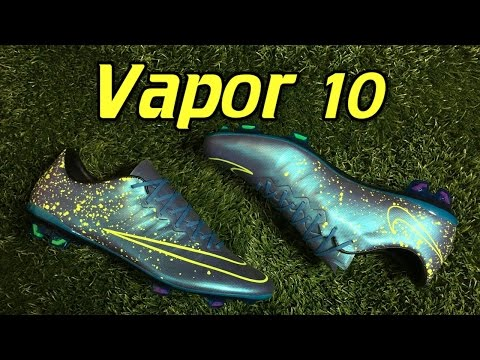 Nike Mercurial Vapor 10 Electro Flare Pack - Review + On Feet