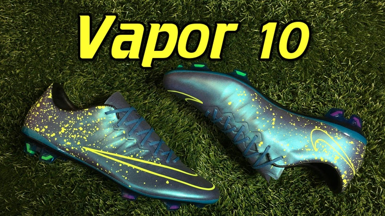 Nike Mercurial Vapor 10 Electro Flare Pack Review + On Feet