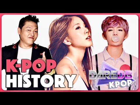 25 Most Important Moments in K-Pop History UPDATED