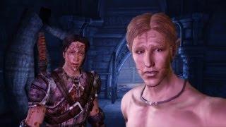 видео Полное прохождение Dragon Age Origins: Эльфы