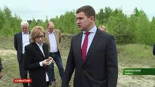 Заседание чернобыльского комитета в Навле