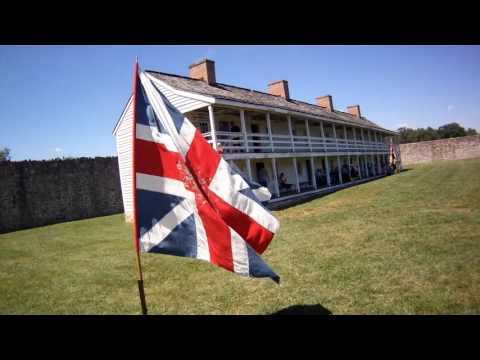 French & Indian War Gathering. Ft Frederick, MD