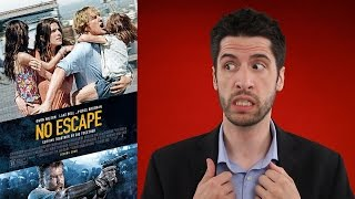 No Escape movie review