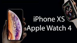 Nový iPhone XS, XS Max, XR a Apple Watch 4 | SHRNUTÍ