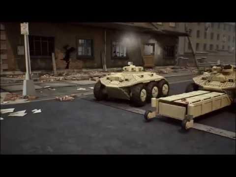 Самое новое оружие Российской армии Боевой РОБОТ Военная робототехника