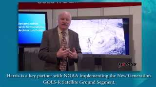 Harris Corporation - GOES-R: Research-to-Operations Focus