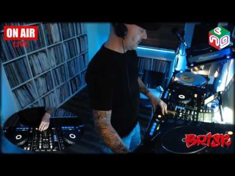 DJ Brisk live stream, 23th April 2017
