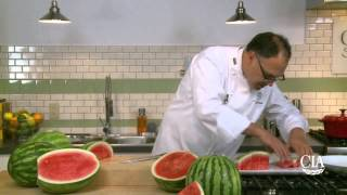 How To Select And Work With Fresh Watermelon