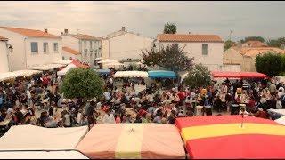 Marché de Dolus d'Oléron