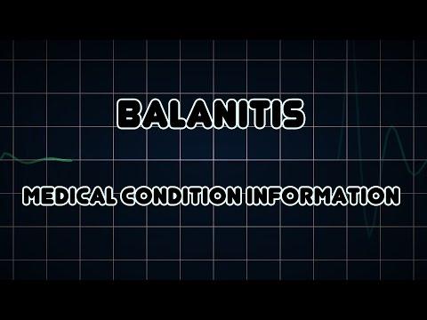 Balanitis (Medical Condition)
