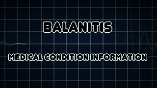 Balanitis (Medical Condition)