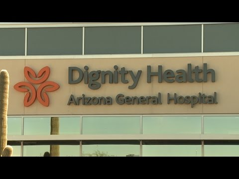 On the Go with Councilwoman Kate Gallego - Dignity Health Hospital Grand Opening in Laveen