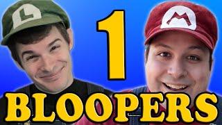 Stupid Mario World - Bloopers Part 1