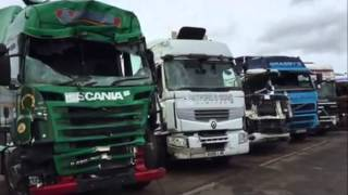 Plant, Truck and Salvage Auction - 21/02/2015