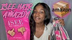 AFFORDABLE BUNDLES FROM AMAZON?!  ft ISee Hair | Octavia Marshay