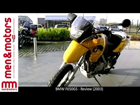 BMW F650GS - Review (2003)