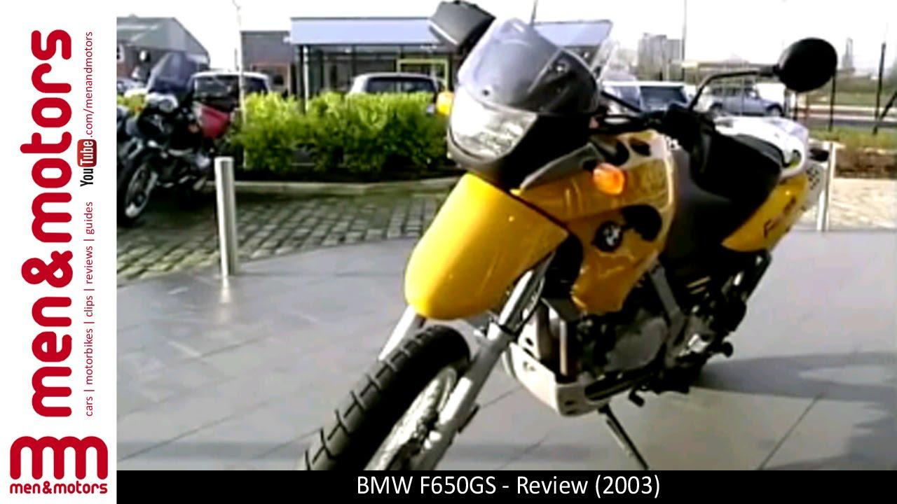 Bmw F 650 Gs 2001 Prova Storia Del Veicolo