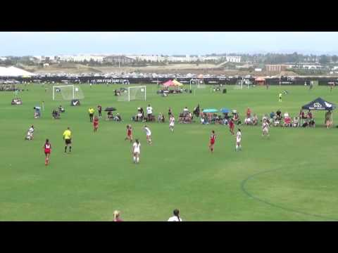 LAGSD G03 Academy v California Thorns - 2nd Half