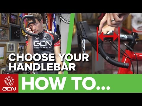 How To Choose The Right Handlebars For Your Road Bike