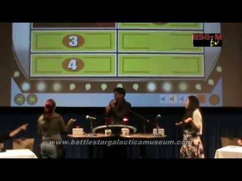 Leah Cairns  Luciana Carro  Battlestar Galactica Shootout & SavannahSeattle results