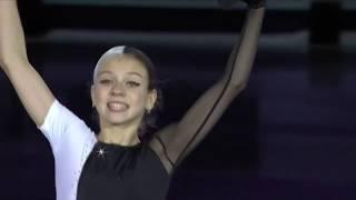 Финал Гран при по фигурному катанию 2019 в Турине Показательное выступление Александры Трусовой