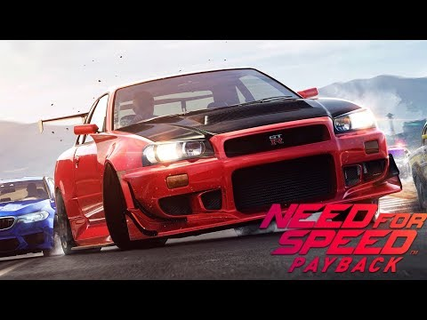 NEED FOR SPEED PAYBACK All Cutscenes (Game...