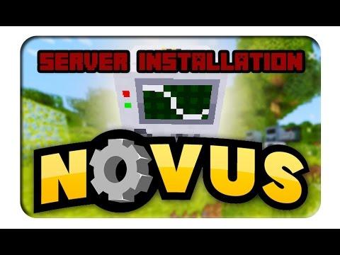 Minecraft OFFICAL NOVUS SERVER ERSTELLEN TUTORIAL YouTube - Minecraft bevo server erstellen