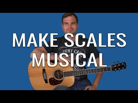 4 Ways to Make Your Scales Sound Like Music